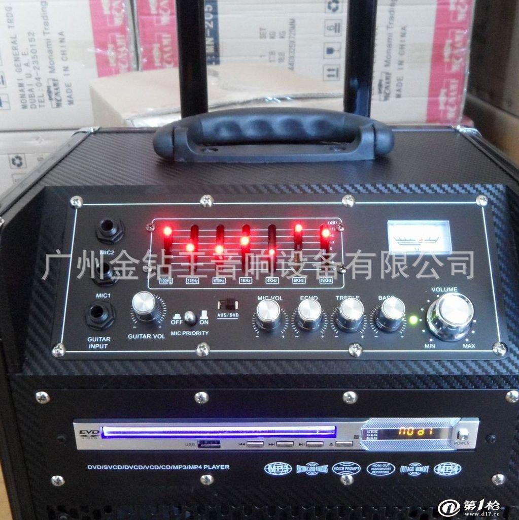 音频输入输出 1,打开本机开关,插入音频信号源,调节音量旋钮至适当