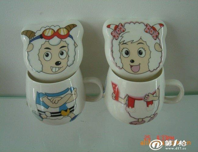 供应陶瓷花纸/水印纸/油墨花纸/精印花纸/动物杯花纸
