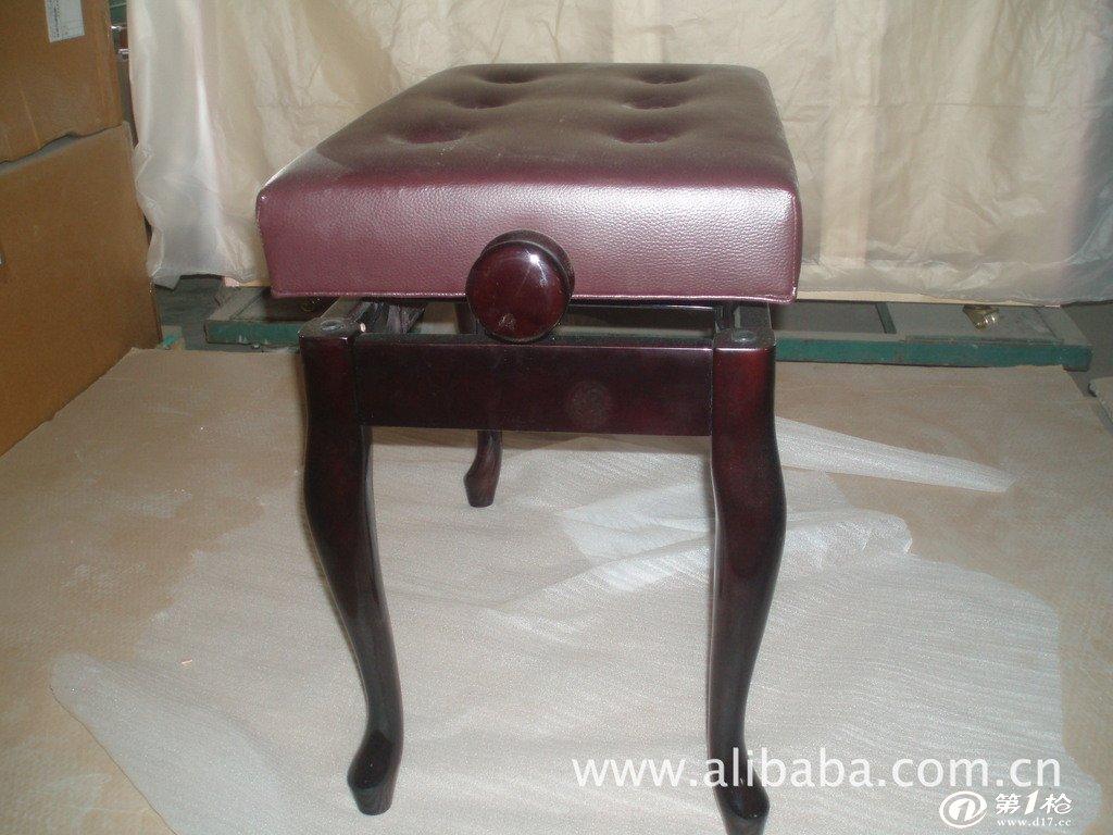 钢琴升降琴凳 颜色多样图片