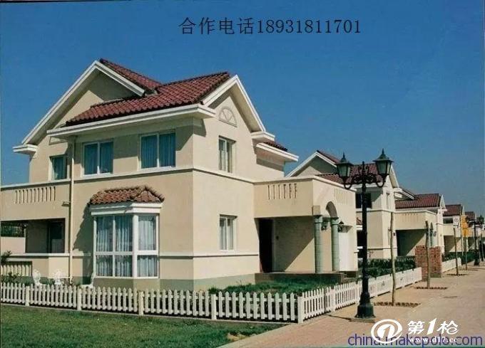 轻钢东南亚别墅设计图