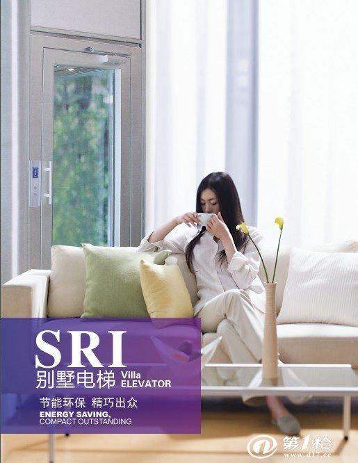 可靠品质 高品质别墅电梯 国际品牌电梯 松日电梯 电梯销售