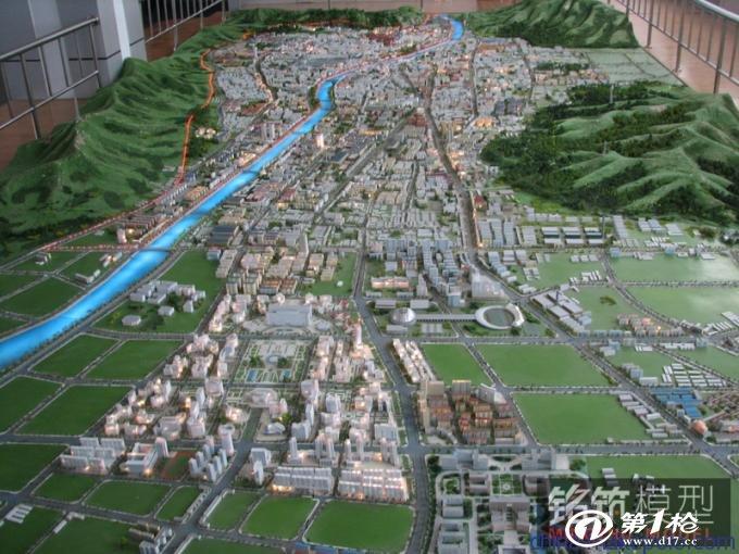 三维立体地图是越来越重要了,沙盘模型就是为了小区的建设而服务,满足