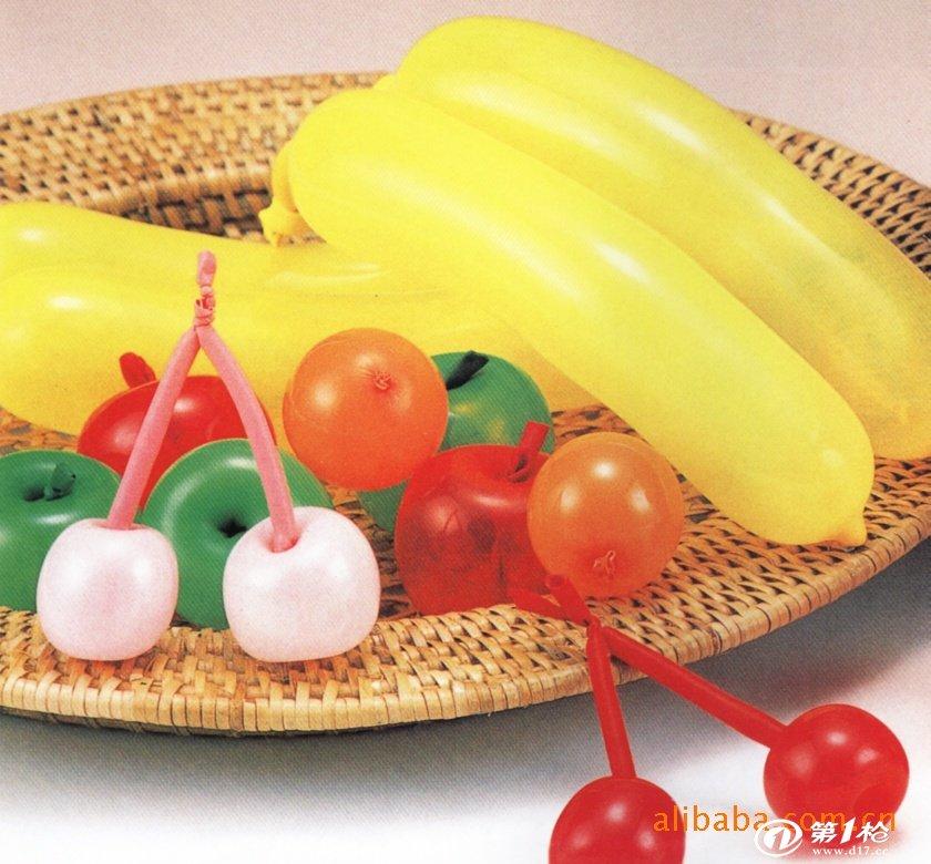 8克魔术长条气球 装饰气球