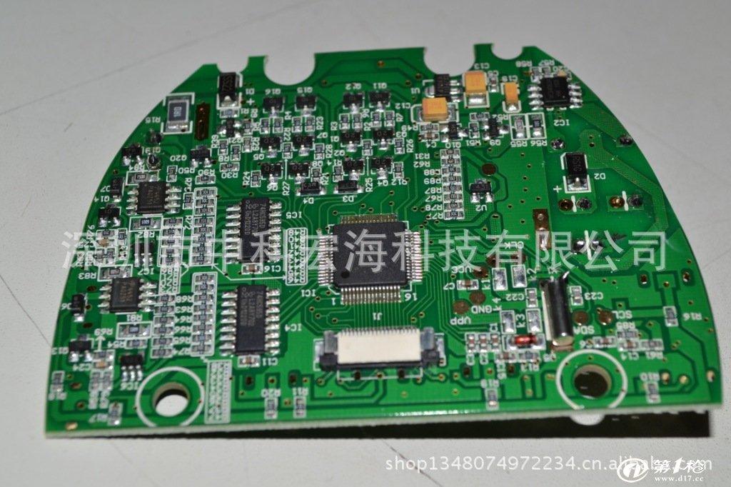 第一枪 产品库 电子元器件 线路板/电路板 挂烫机pcb控制板开发